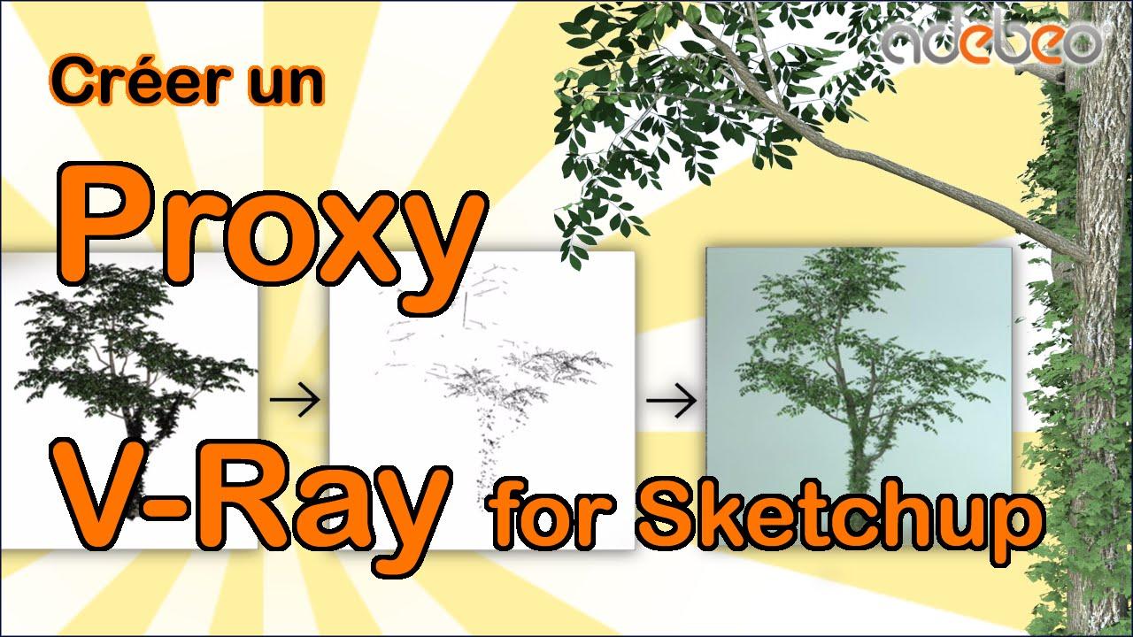 PROXY V-RAY