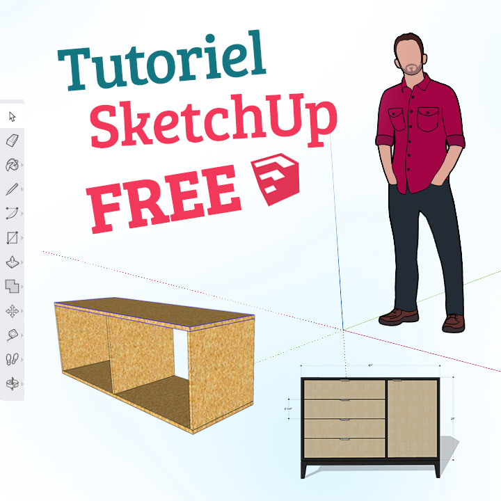 Formación gratuita en SketchUp