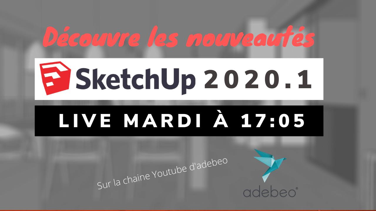 Sketchup 2020.1