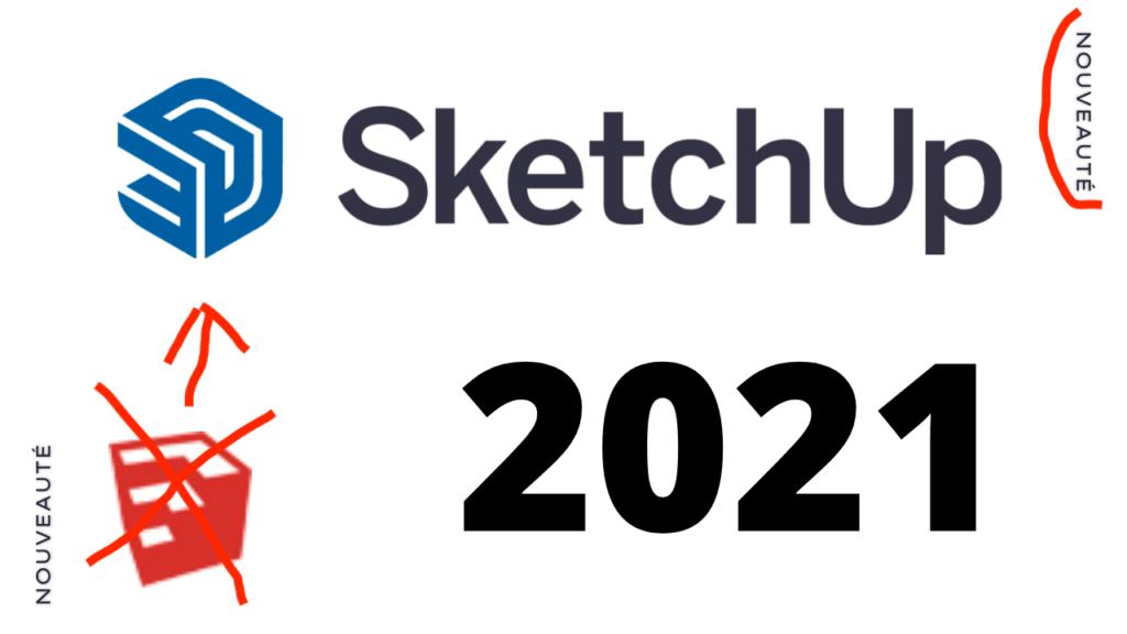 Actualización de Sketchup 2021